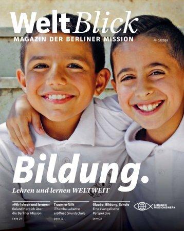 WeltBlick 1/18