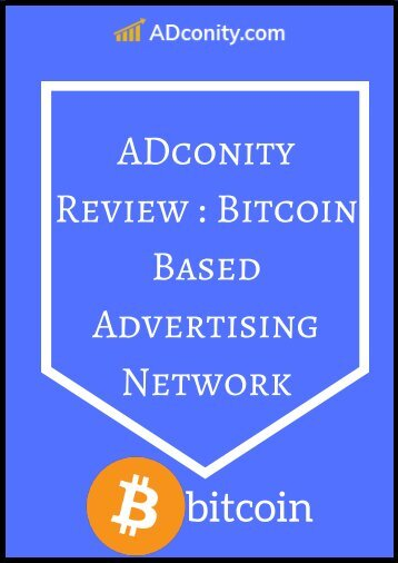 How to Earn Profit from Adconity? Find Here