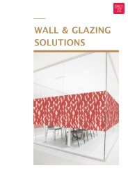 EZ Wallcoverings and Glazing Solutions 280318