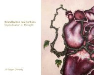 Crystallisation of Thought   An Artist's Interpretation of the Disease Gout