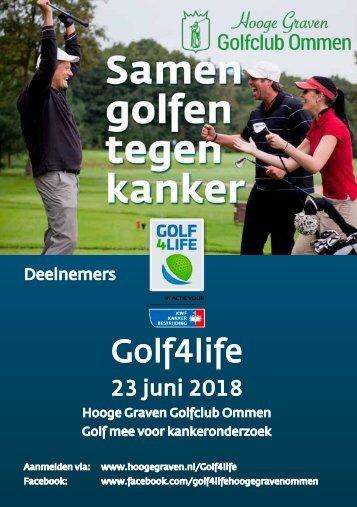 Golf4life folder spelers