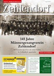 Gazette Zehlendorf Nr. 4/2018