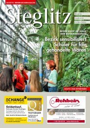 Gazette Steglitz Nr. 4/2018