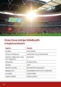 Englische Fußballvokabeln für deutsche Groundhopper - Page 6