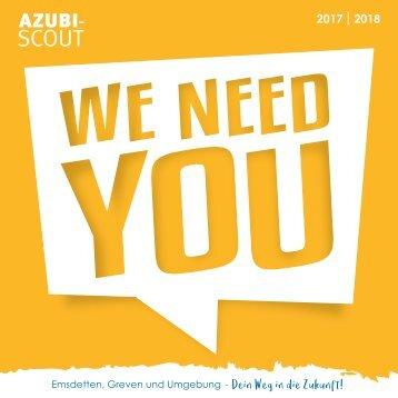Azubi-Scout Emsdetten 2017/2018