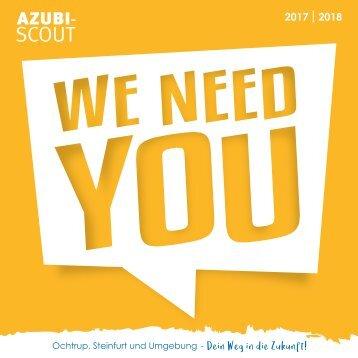 Azubi-Scout Ochtrup-Steinfurt 2017/2018