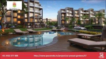Sai Prasad Garden Homes in Panvel - Space India