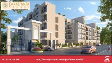 Eakadanta Homes in Panvel - Space India