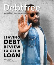Debtfree Magazine March 2018