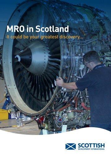 Aerospace MRO in Scotland: Company profiles - Scottish ...