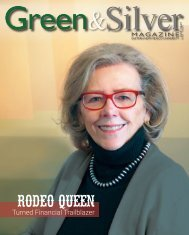 ENMU Green & Silver Magazine - April 2018 issue
