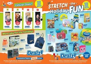 Dealz Easter Catalogue