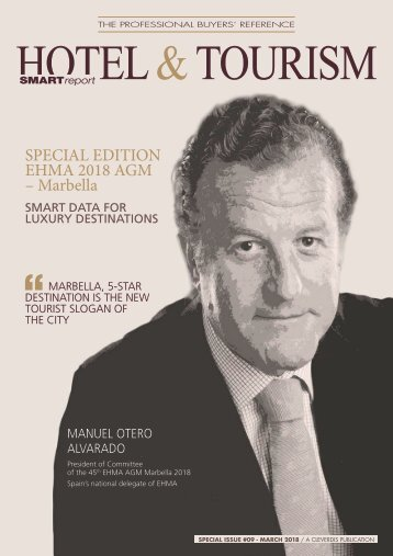 Hotel & Tourism SMARTreport - 2018 EHMA Special Edition