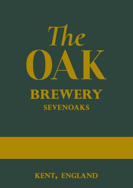 Brewing Booklet