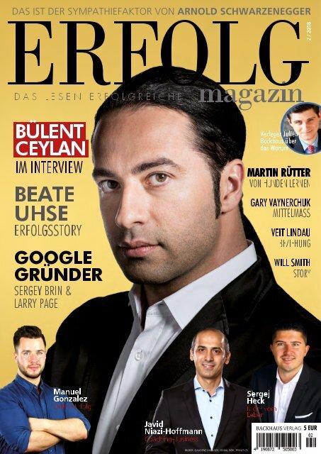 Erfolg Magazin, Ausgabe 2-2018