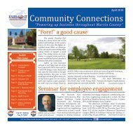 Chamber Newsletter - April 2018