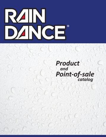 Rain Dance Catalog