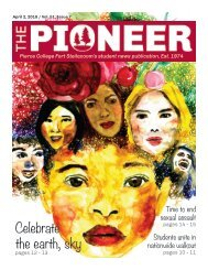 The Pioneer, Vol. 51 Issue 7