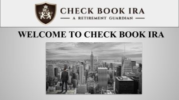 IRA LLC Popular Investments | Check Book IRA LLC