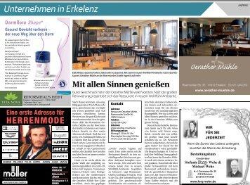 Unternehmen in Erkelenz  -29.03.2018-