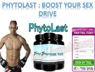 PhytoLast  Boost your sex drive