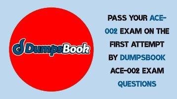 ACE-002 Exam Dumps