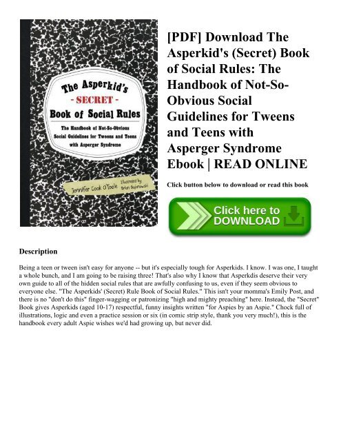 The Rules Book Pdf