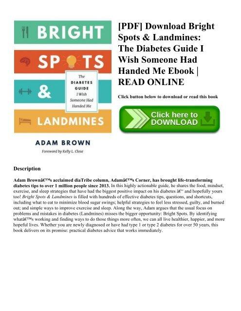 the diabetes download