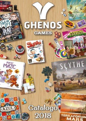 Catalogo Ghenos 2018