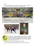 8. Willy Kappel Gedächtnis Eishockey Turnier Reutlingen - Page 4