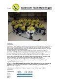 8. Willy Kappel Gedächtnis Eishockey Turnier Reutlingen - Page 5