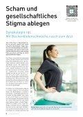 Patientenzeitschrift Frühjahr / Sommer 2018 - Seite 6