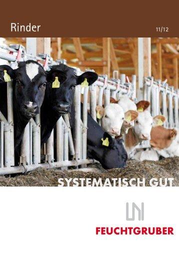 Melksysteme - Rinder-Stalltechnik