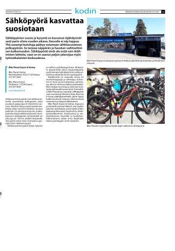 Bike Planet