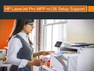 HP laserjet Printer Setup Support