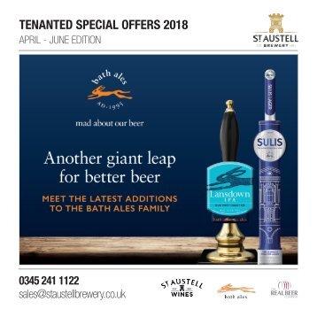 Tenant Special Offers Brochure 2018 - Q2
