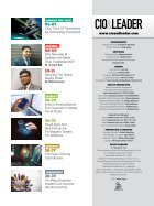 CIO & LEADER-Issue-12-March 2018 - Page 5