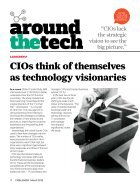CIO & LEADER-Issue-12-March 2018 - Page 6