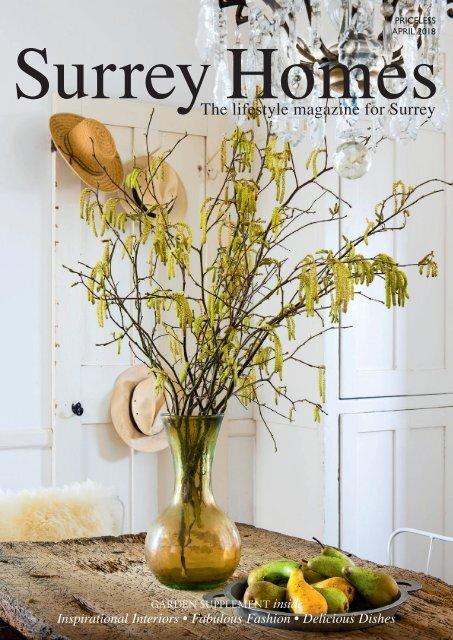 Surrey Homes | SH42 | April 2018 | Garden supplement inside