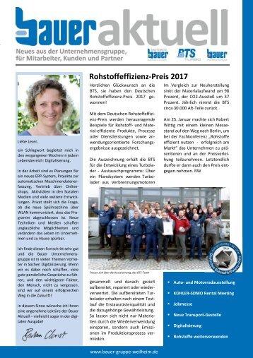 Bauer aktuell 2018-2