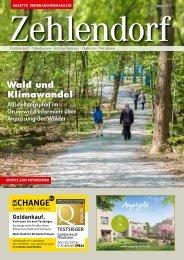 Gazette Zehlendorf Nr. 6/2017