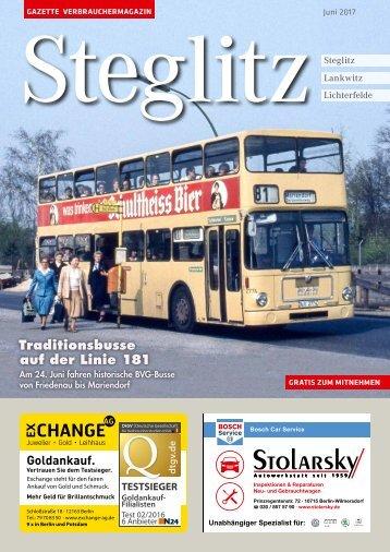 Gazette Steglitz Nr. 6/2017