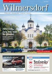 Gazette Wilmersdorf Nr. 6/2017