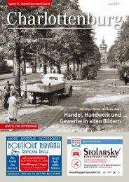 Gazette Charlottenburg Nr. 6/2017