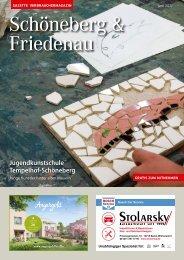 Gazette Schöneberg & Friedenau Nr. 6/2017