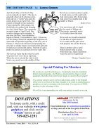 April 2018 issue - Page 6