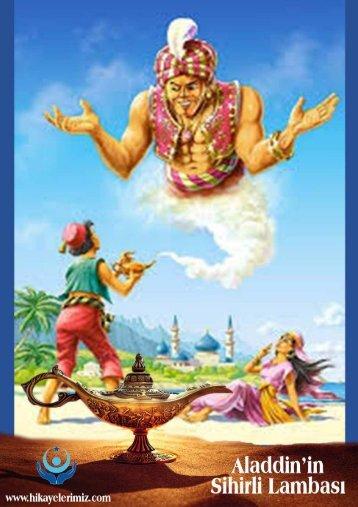 Aladdinin Sihirli Lambası