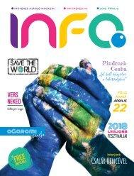 InfoPont Magazin - Április