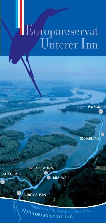 Europareservat Unterer Inn - Passauer Land