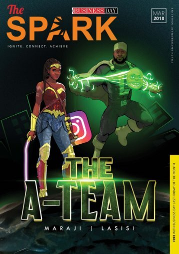 The Spark Magazine (Mar 2018)